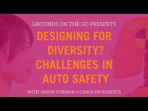 Designing For Diversity? Challenges In Auto Safety
