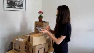 Naama Hillman Mid Air Unboxing