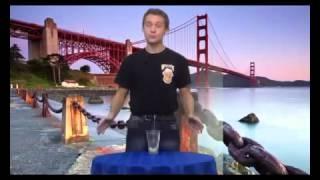 Пушистик Байла  Урок 7  Прыжок через CD