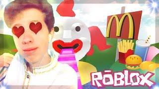 Roblox: O MISTÉRIO DO MCDONALDS (Escape McDonalds) C/FACECAM