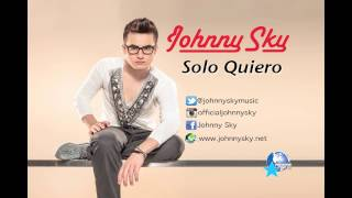 Download Johnny Sky - Solo quiero (Official Audio) MP3 song and Music Video