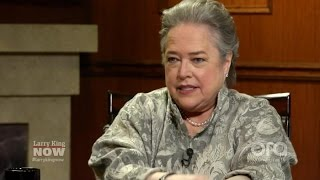 Kathy Bates Opens Up About Her Battle With Lymphedema | Larry King Now | Ora.TV
