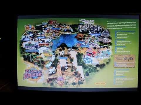 Islands of Adventure Themepark Guide Part 1 (Universal Orlando Resort)