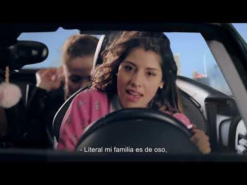 Almudena Ortiz Monasterio - Niña Bien (VIDEO COMPLETO ORIGINAL)