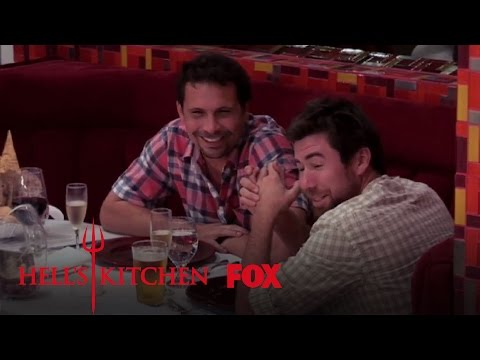 Special Diner: Jeremy Sisto   Season 11 Ep. 15   HELL'S KITCHEN