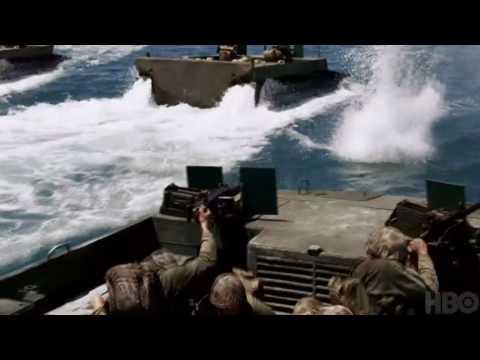 The pacific part 5 peleliu landing promo hq
