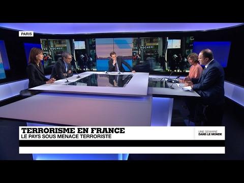 Terrorisme en France : le pays à nouveau sous la menace