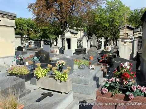 """""""Montparnasse Cemetery~Cimetiere Montparnasse"""" Paris, France 09/2014"""