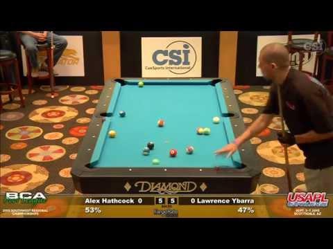 AZ 6 & Under Singles: Alex Hathcock vs Lawrence Ybarra