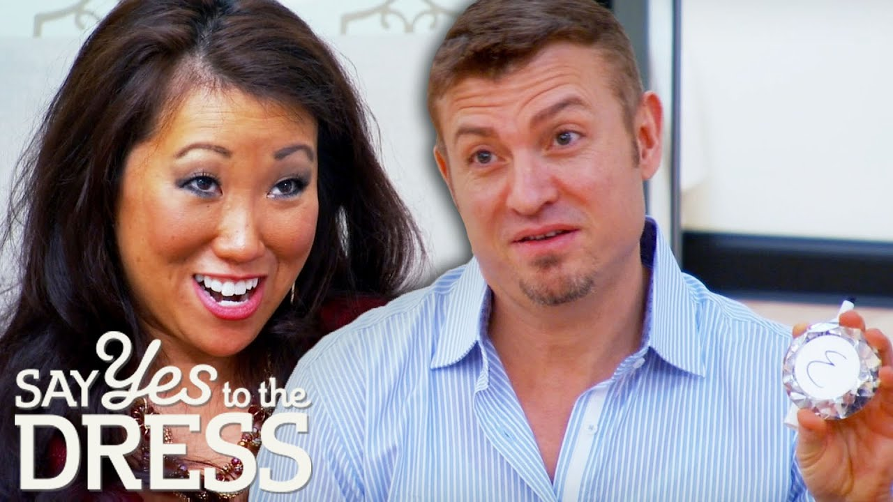 Entourage Isn't Very Supportive Of Third-Time Bride Wearing Sexy Dress |Say Yes To The Dress Atlanta