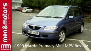 1999 Mazda Premacy Mini MPV Review