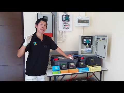 Solar Charger Controller สำคัญอย่างไร?! (11/9/2017)