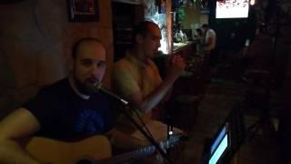 Duo Family Mokre ulice svirka Brothers Pub.mp3