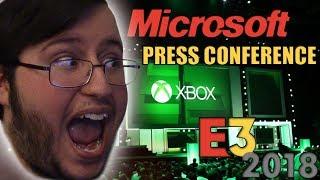 "Gors ""Microsoft"" E3 2018 Press Conference LIVE Reaction"