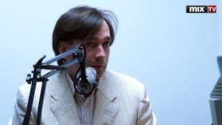 Заместитель директора морского колледжа Novikontas Дмитрий Семенов на радио MIX FM