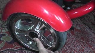 Трехколесный велосипед Mars Trike(Трехколесный велосипед Mars Trike Артикул: KR01 Наш велосипед. Все вопросы пишите в коментах. Ставьте лайки буду..., 2014-05-28T12:37:51.000Z)