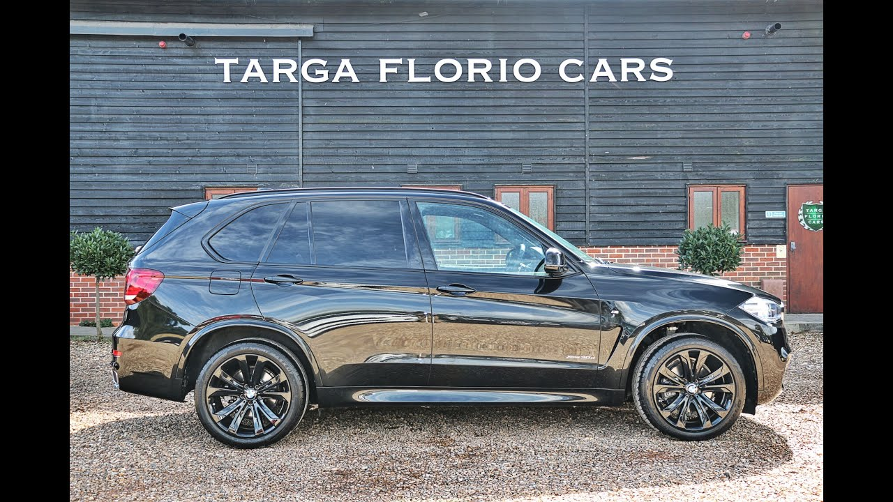Bmw X5 Xdrive 30d M Sport 3 0 Turbo In Shire Black London Uk You