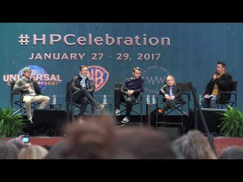 Behind the Scenes Harry Potter Film Talent Q&A Session
