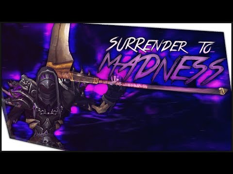 BFA Shadow Priest PvP - SURRENDER TO MADNESS!!