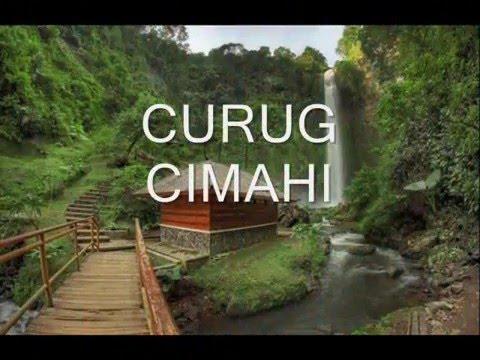 Eksotisme Wisata Air Terjun / Water Fall di Bandung. Paket Wisata Tour Murah