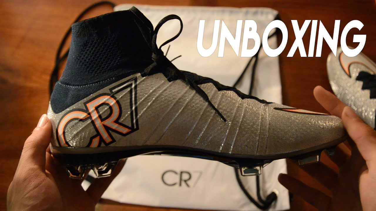 477a7e35425d4f ... usa nike mercurial vapor superfly 4 cr7 unboxing 247everyday ita youtube  24419 5f829