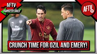Crunch Time For Mesut Ozil and Denis Suarez! | AFTV Transfer Daily