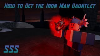 How to Get the Iron Man Gauntlet in Soul Stone Simulator (Roblox)
