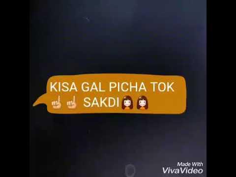 Punjabi status whatsapp video / Song name mere ton sohni