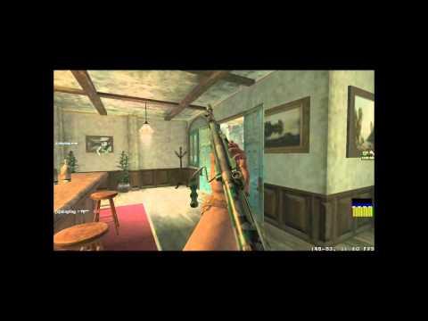 Scrim Reel: -[x]-ahayling  vs B4W - Fountain Spam - 4 Down (Havana)