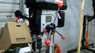 New Craftsman Drill Press