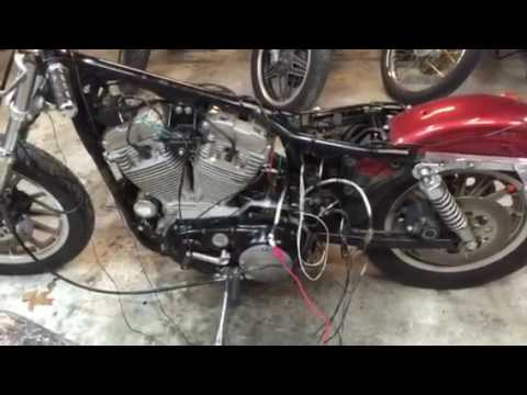 wiring harness complete youtube harley sportster wiring diagram sportster wiring harness wiring