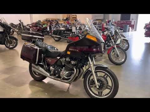 1982 HONDA CB900