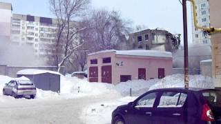 Взрыв дома г.Саратов 07.03.2012