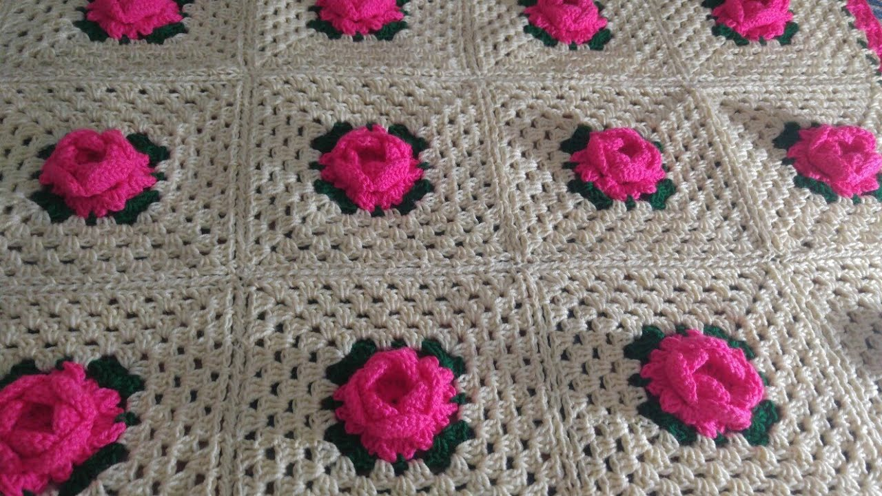 how to make a granny square youtube