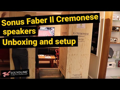 unboxing-and-setting-up-the-$85,000.00-sonus-faber-il-cremonese-speakers.