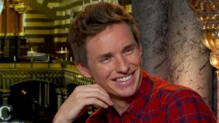 EXCLUSIVE: Eddie Redmayne on Fatherhood: 'I Don't Think Anything Can Prepare You'