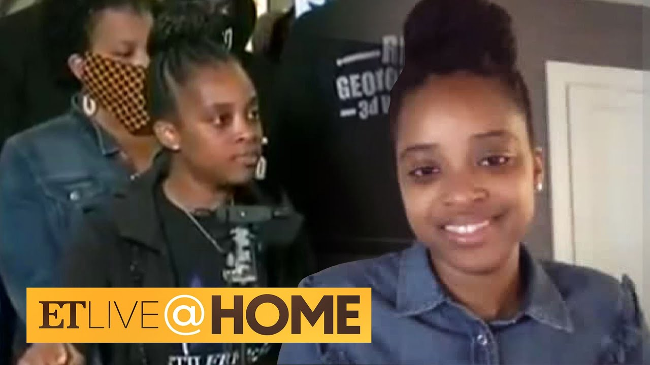 Activist Tamika Mallory on Her Viral Speech and How You Can Take Action | ET Live @ Home
