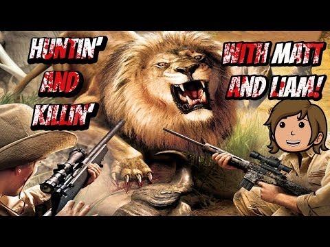 Huntin' & Killin' With Matt & Liam - Remington Super Slam Hunting Africa
