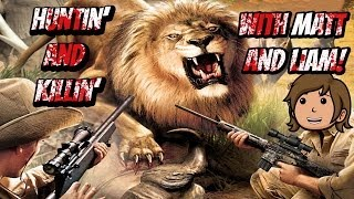 Huntin' & Killin' With Matt & Liam - Remington Super Slam Hunting Africa