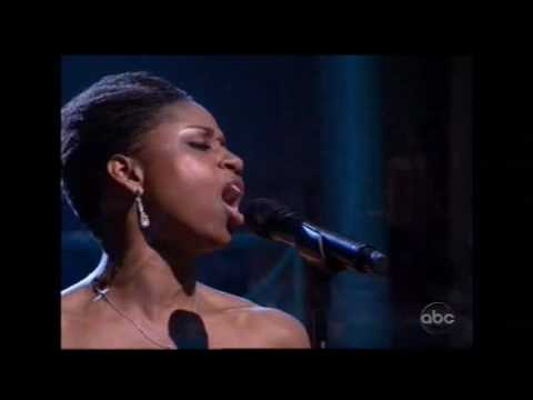 Montego Glover Performs for the Obamas at 'America Celebrates July 4th at Ford's Theatre'