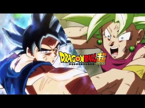 ULTRA INSTINCT GOKU VS SUPER SAIYAN 2 KEFLA (Dragon Ball Super 115)