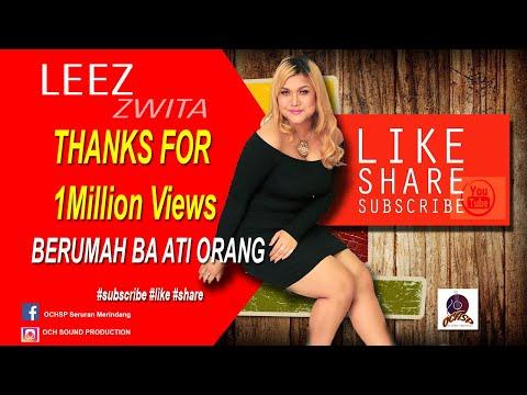 BERUMAH BA ATI ORANG  - Leez Zwita (MTV)