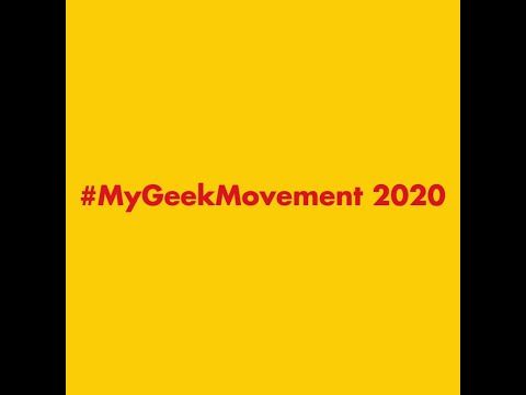 #MyGeekMovement 2020 Results Announcement