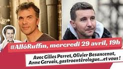 Allô Ruffin ! #12 : Olivier Besancenot, Gilles Perret !