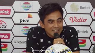 Pre-Match Presscon Piala Presiden 2019 – PSS vs Persija