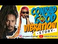 Capture de la vidéo Mengupas Perjalanan Karir Conrad Good Vibration Di Dunia Reggae | Part #1 - Uyeee Channel