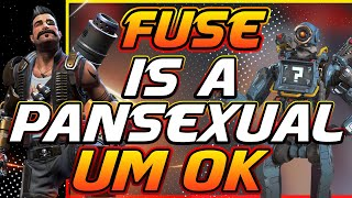 New Fuse Controversy Explained : Apex Legends Season 8
