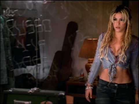 Shakira Underneath Your Clothes Official Music Video