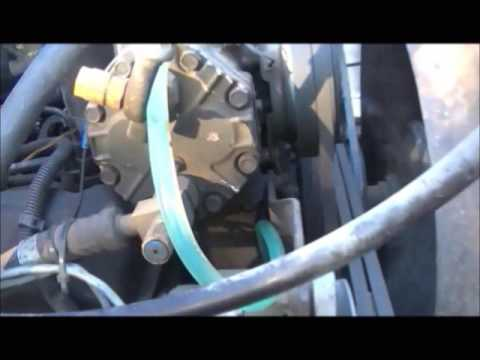 Troubleshooting A Diesel Fuel System For Air Leaks International 7.3