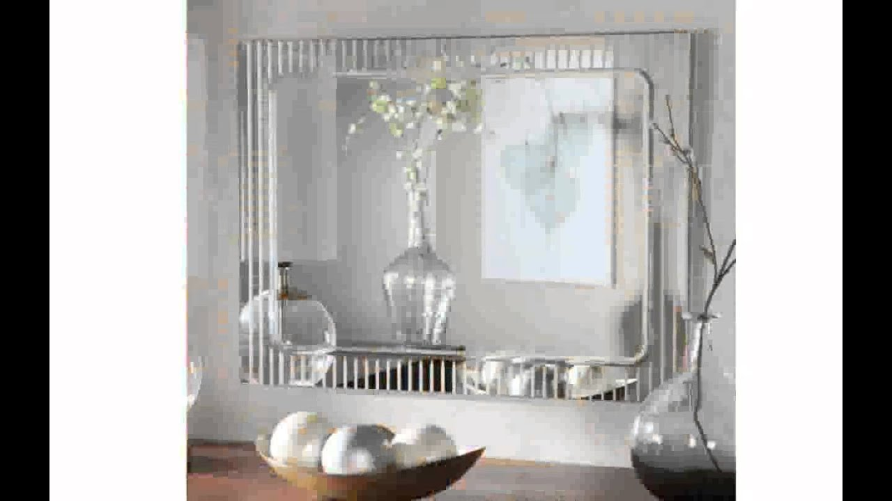 Mirrors for Wall Decor - YouTube